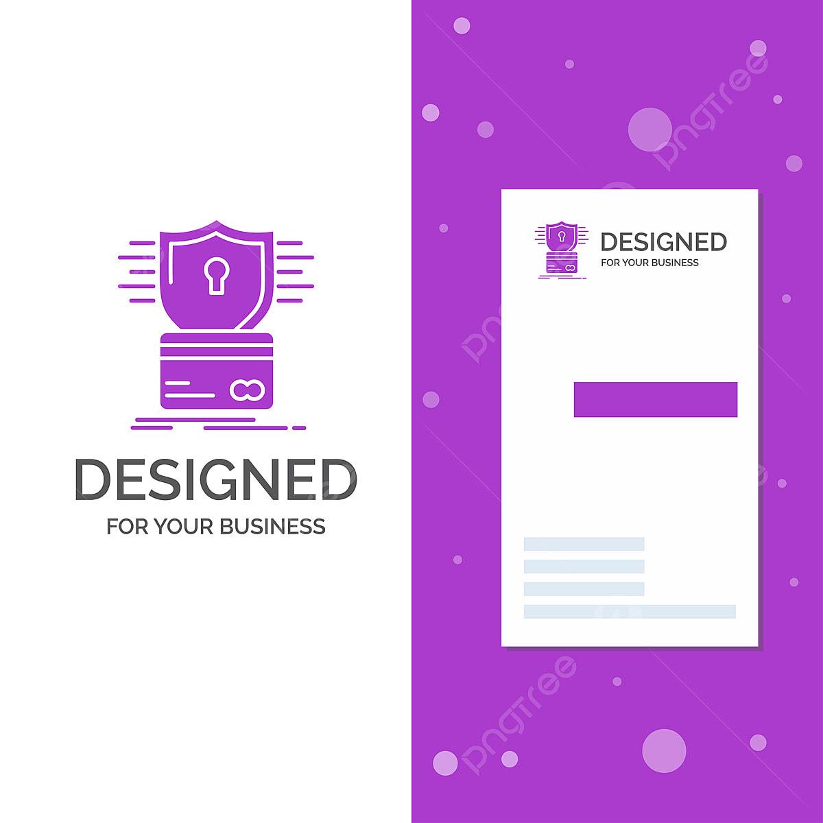 Business Logo For Security,credit Card,card,hacking,hack Ve