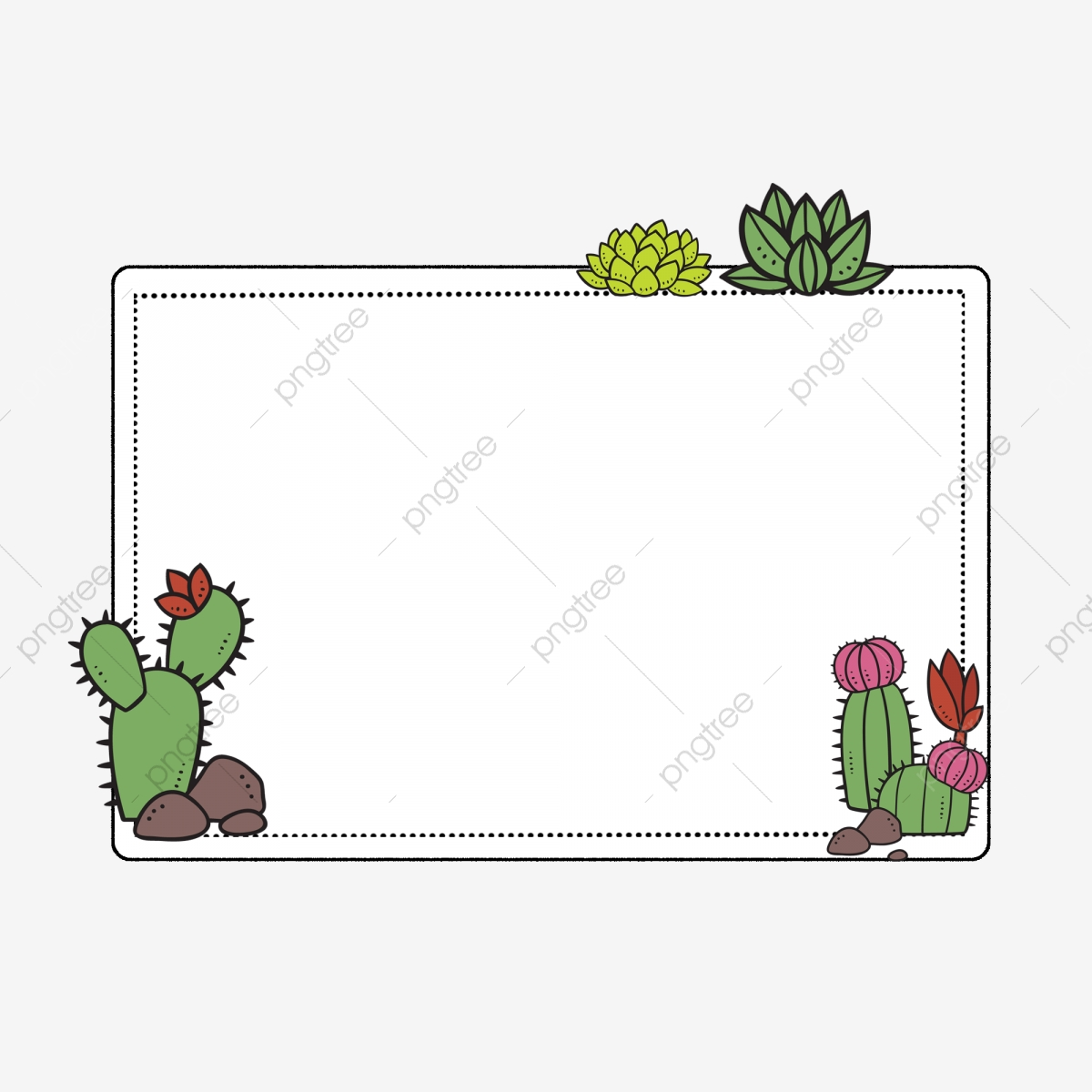 Cartoon Border Png Vector Psd And Clipart With Transparent Background For Free Download Pngtree