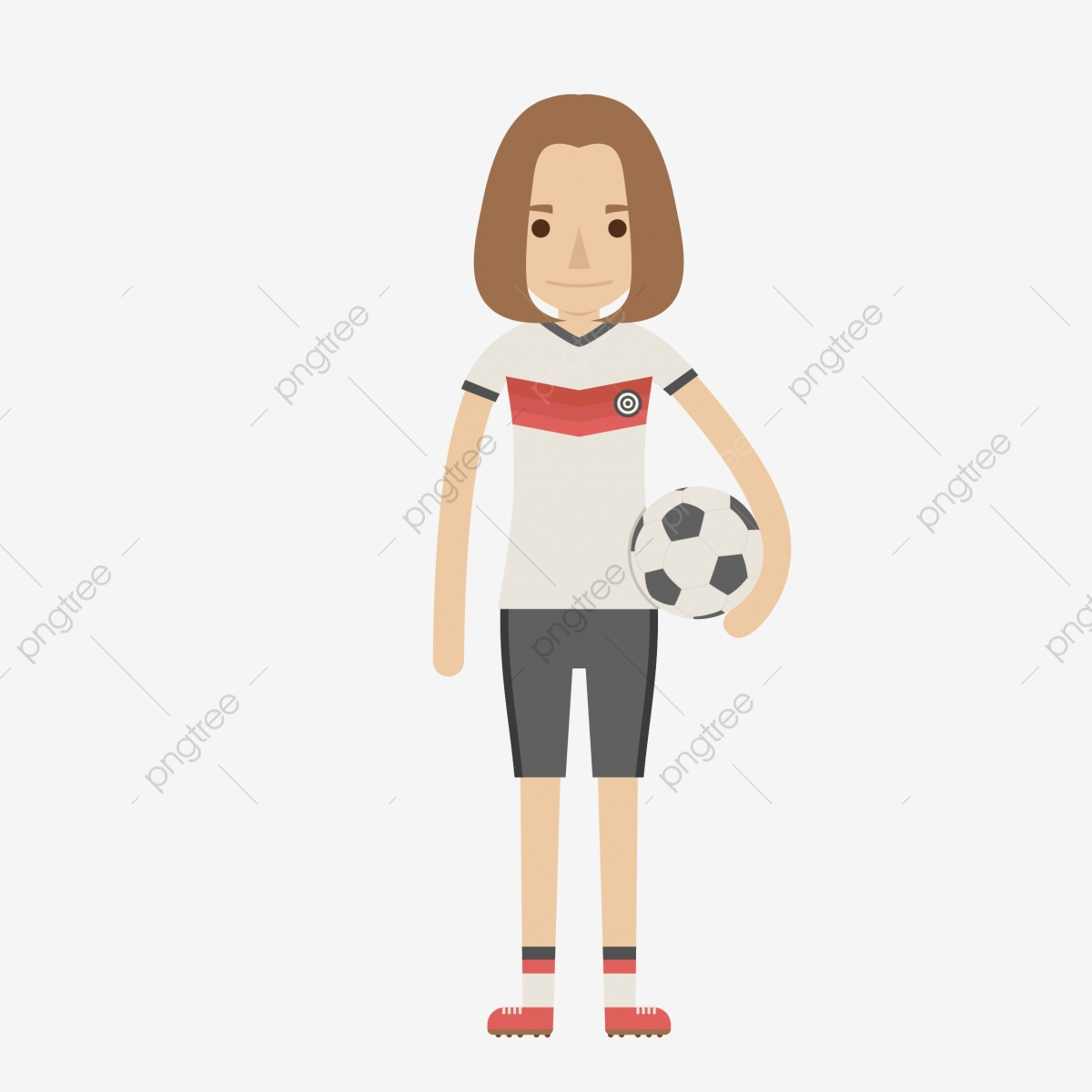 Get Soccer Player Cartoon Pics