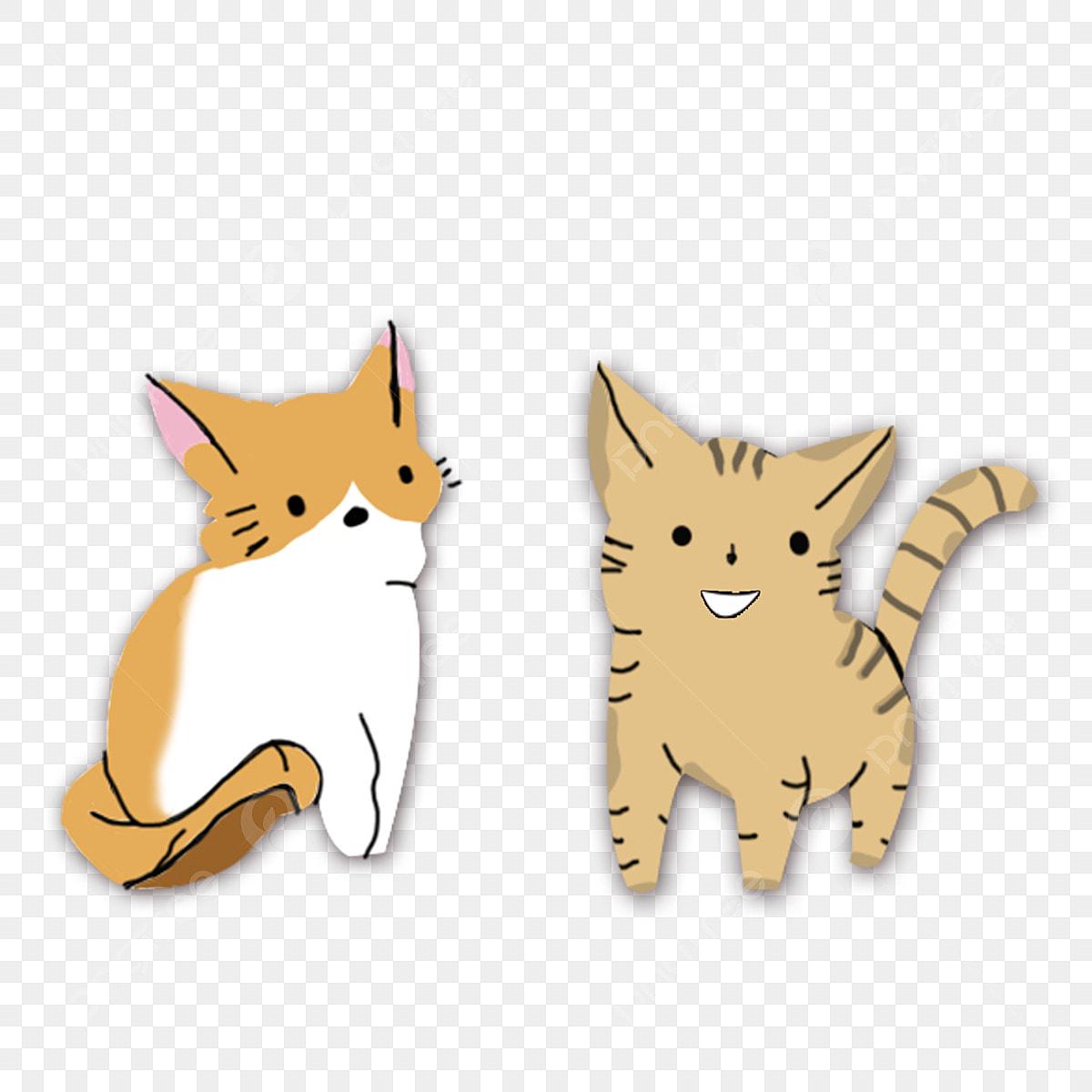 Download 93+  Gambar Kartun Kucing Dan Anjing Paling Imut HD