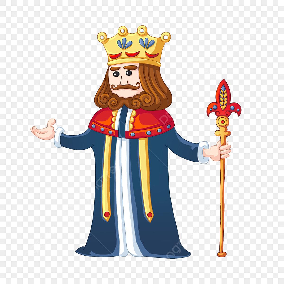 personnage de dessin anim u00e9 roi barbe roi western couronne