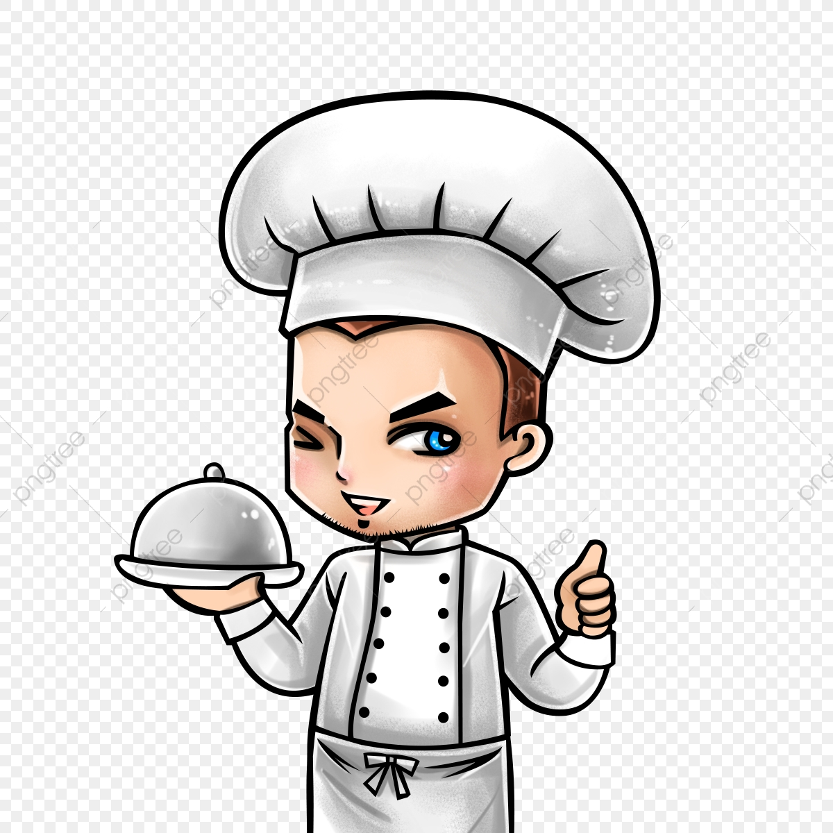 Cartoon Chef Png Images Vector And Psd Files Free Download On Pngtree