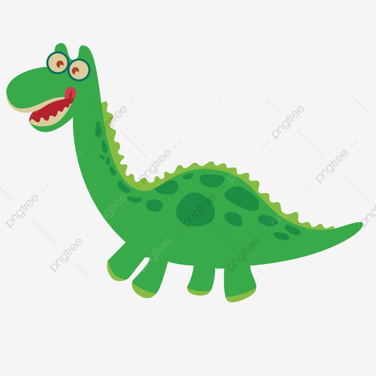 Cartoon Dinosaur Png Images Vector And Psd Files Free Download On Pngtree
