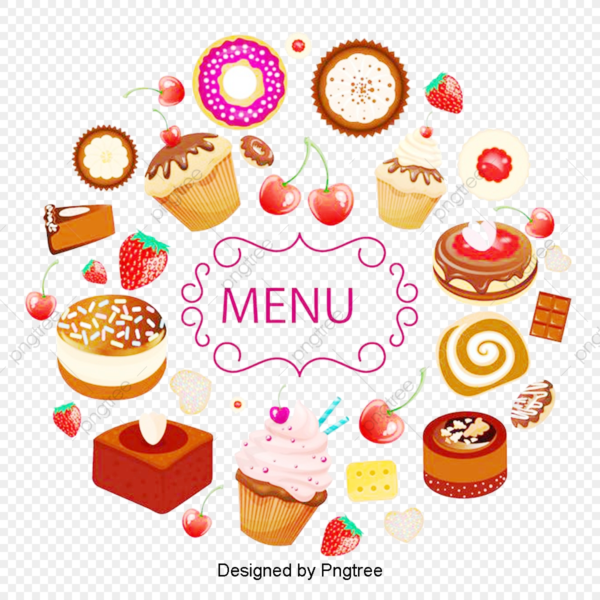 Chocolate Mini Cake PNG Clipart Picture | Gallery Yopriceville -  High-Quality Images and Transparent PNG Free Clipart