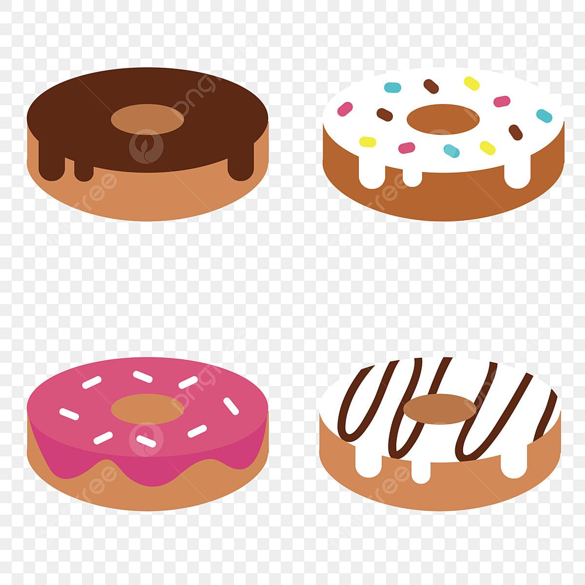 Beignet De Dessin Anime Donut Motif De Beignet Decoration De