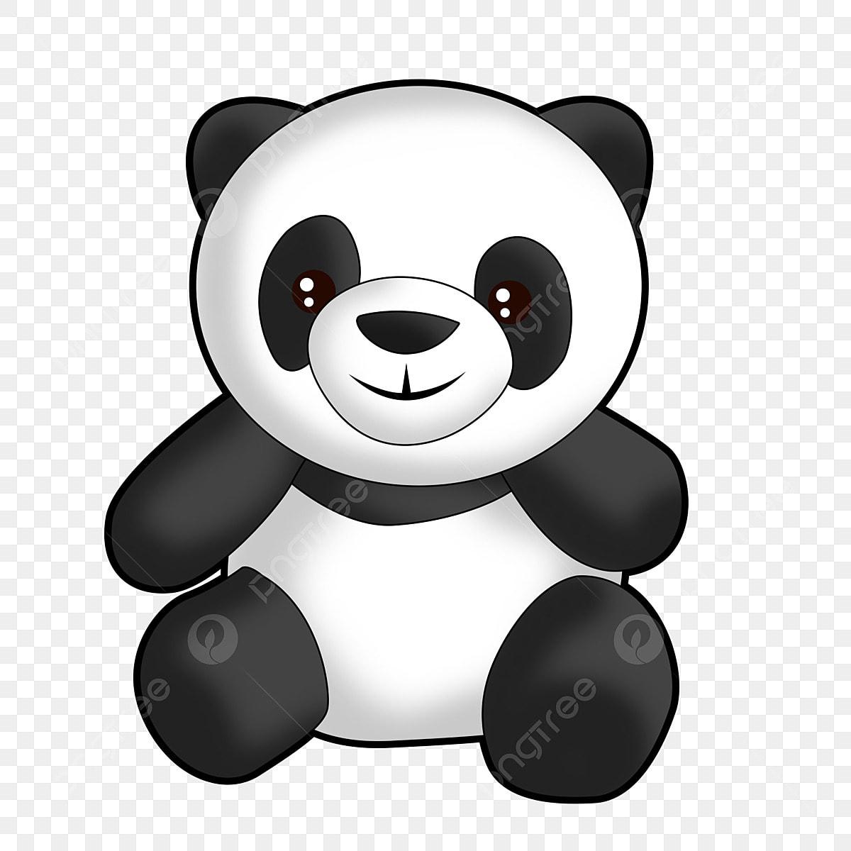 Matériel Commercial De Panda Dessin Animé Panda De Bande