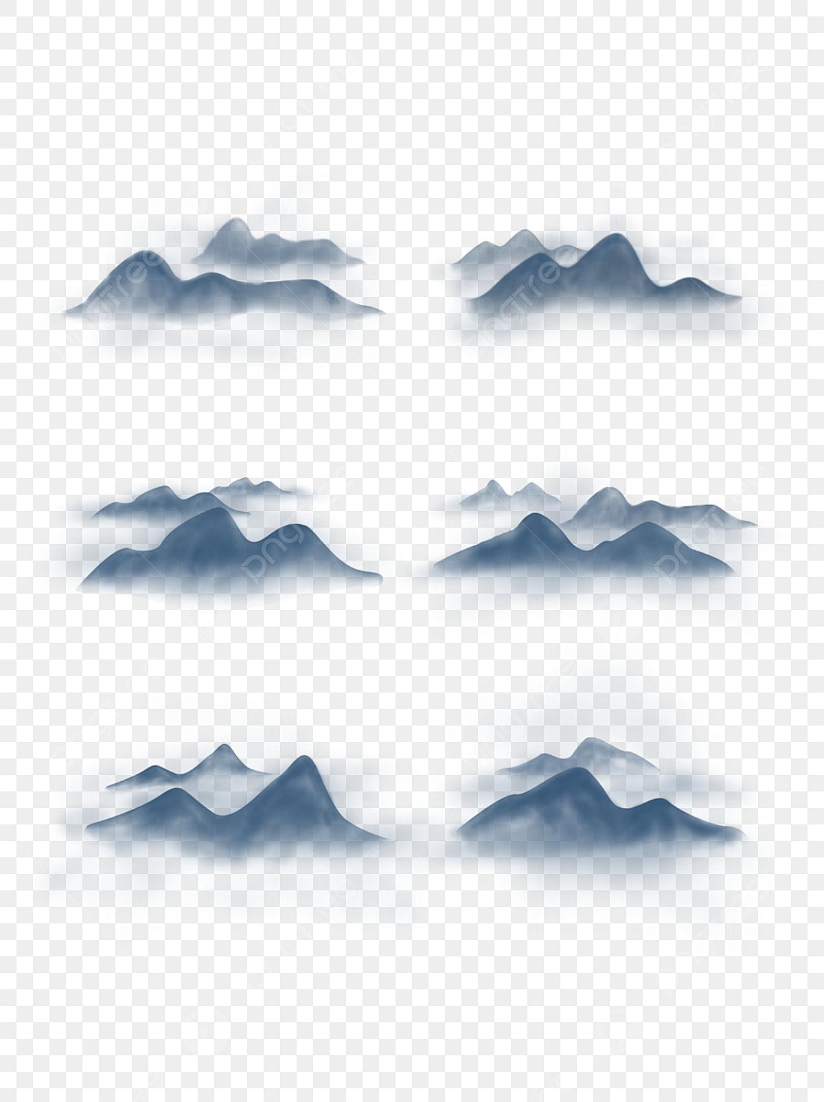 5200 Koleksi Contoh Lukisan Pemandangan Gunung Simple HD Terbaru
