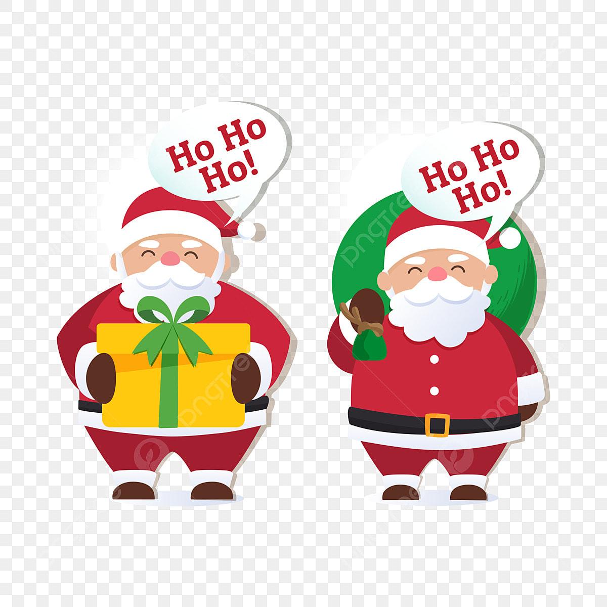 Babbo Natale Ho Ho Ho.Natale Passato Babbo Natale E Buon Natale Sfondo Banner Png E