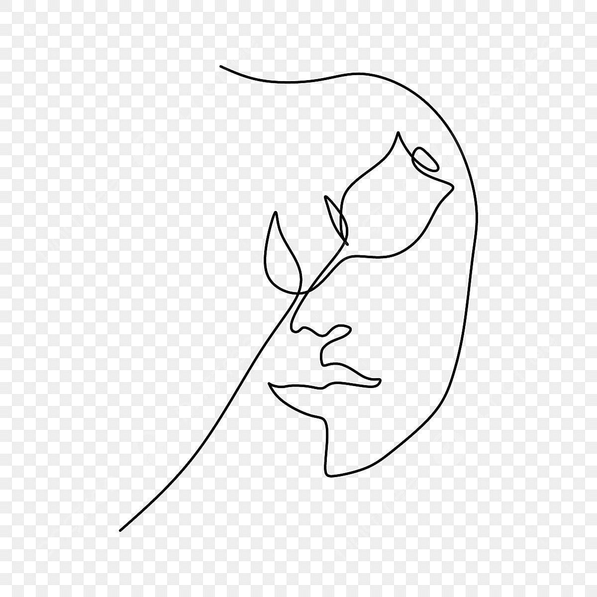 89+ Gambar Abstrak Wajah Perempuan Paling Bagus