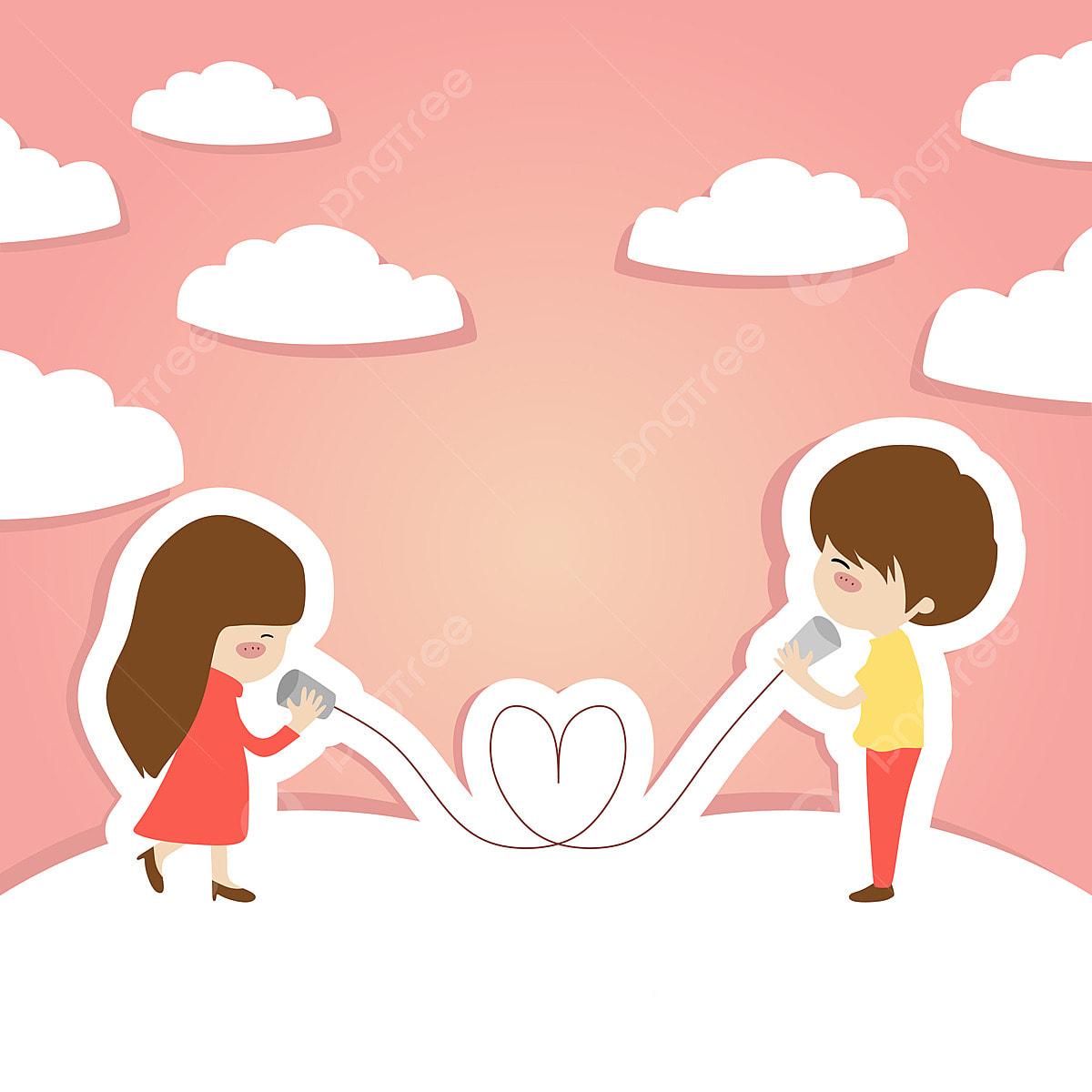 6200 Koleksi Gambar Anak Romantis Kartun Gratis Terbaru