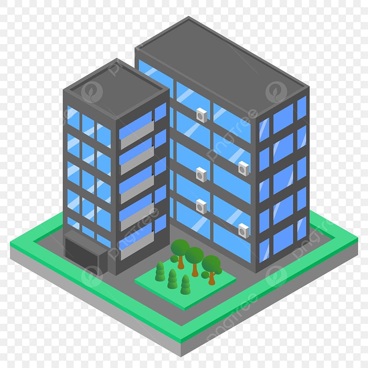 three dimensional urban green volume - HD1200×1200