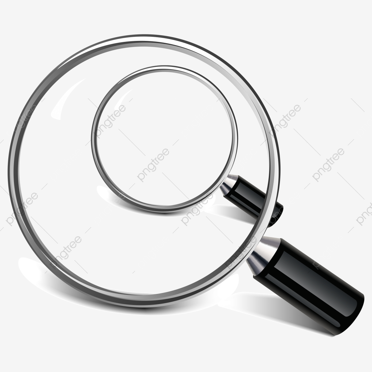 Daily Life Supplies Magnifying Glass Effect Material