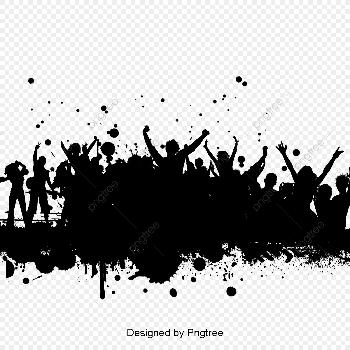 Dancing Crowd Silhouette Material Design Simple Silhouette Crowd Png Transparent Clipart Image And Psd File For Free Download Pikbest has 319 crowd silhouette design images templates for free. https pngtree com freepng dancing crowd silhouette material design 3631049 html