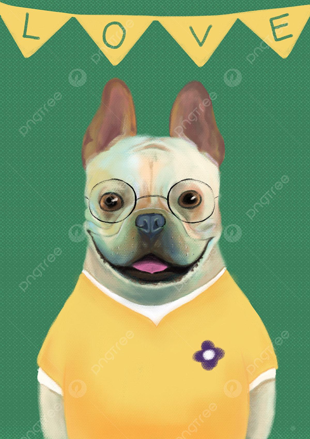 Drunk Bulldog Clip Art - Royalty Free - GoGraph
