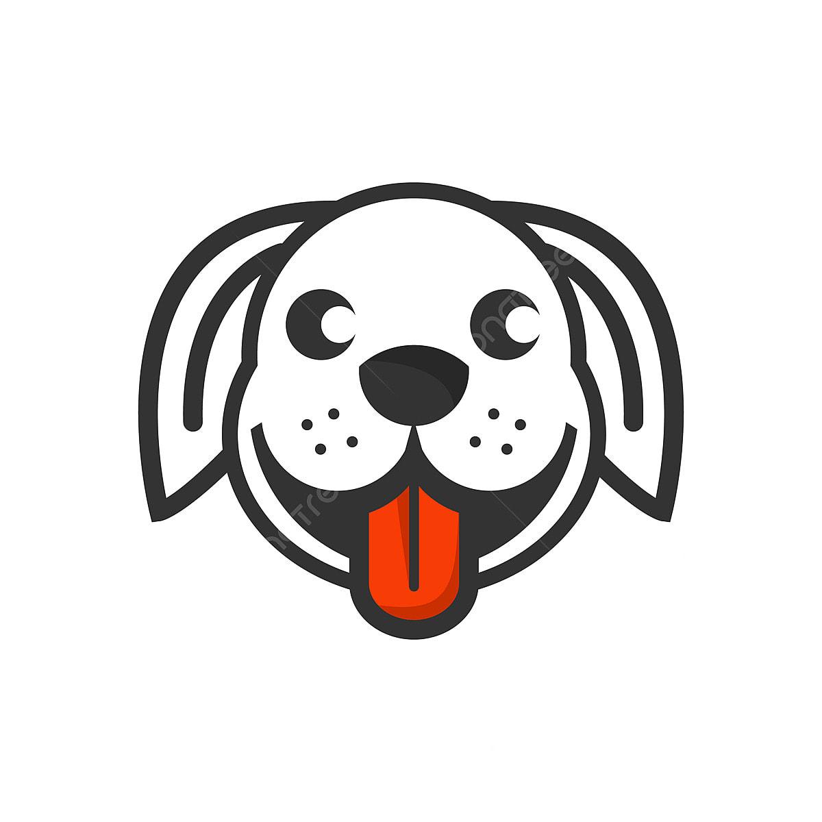 Caes Logotipo Desenhos Inspiracoes Abstract Animal Arte Png E