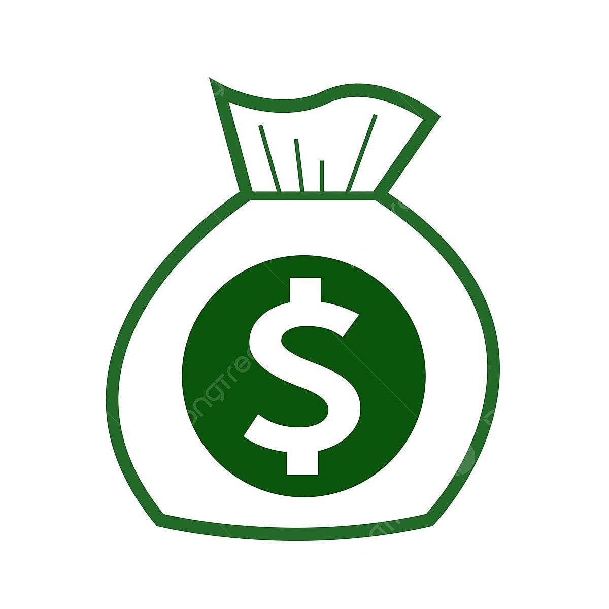 signe du dollar d argent argent vector monnaie png et