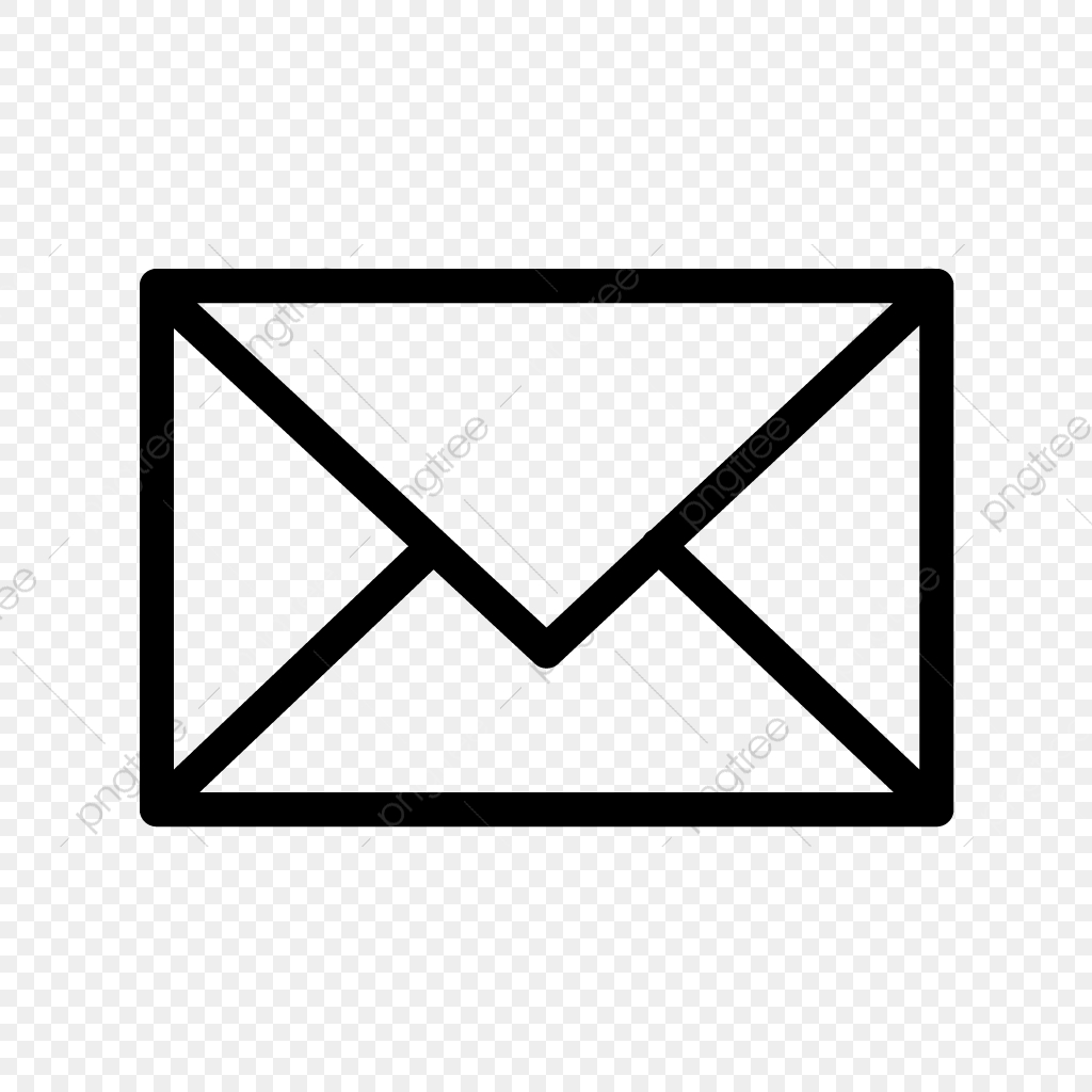 Email Vector Icon, Email, Mail, Letter PNG and Vector with ...