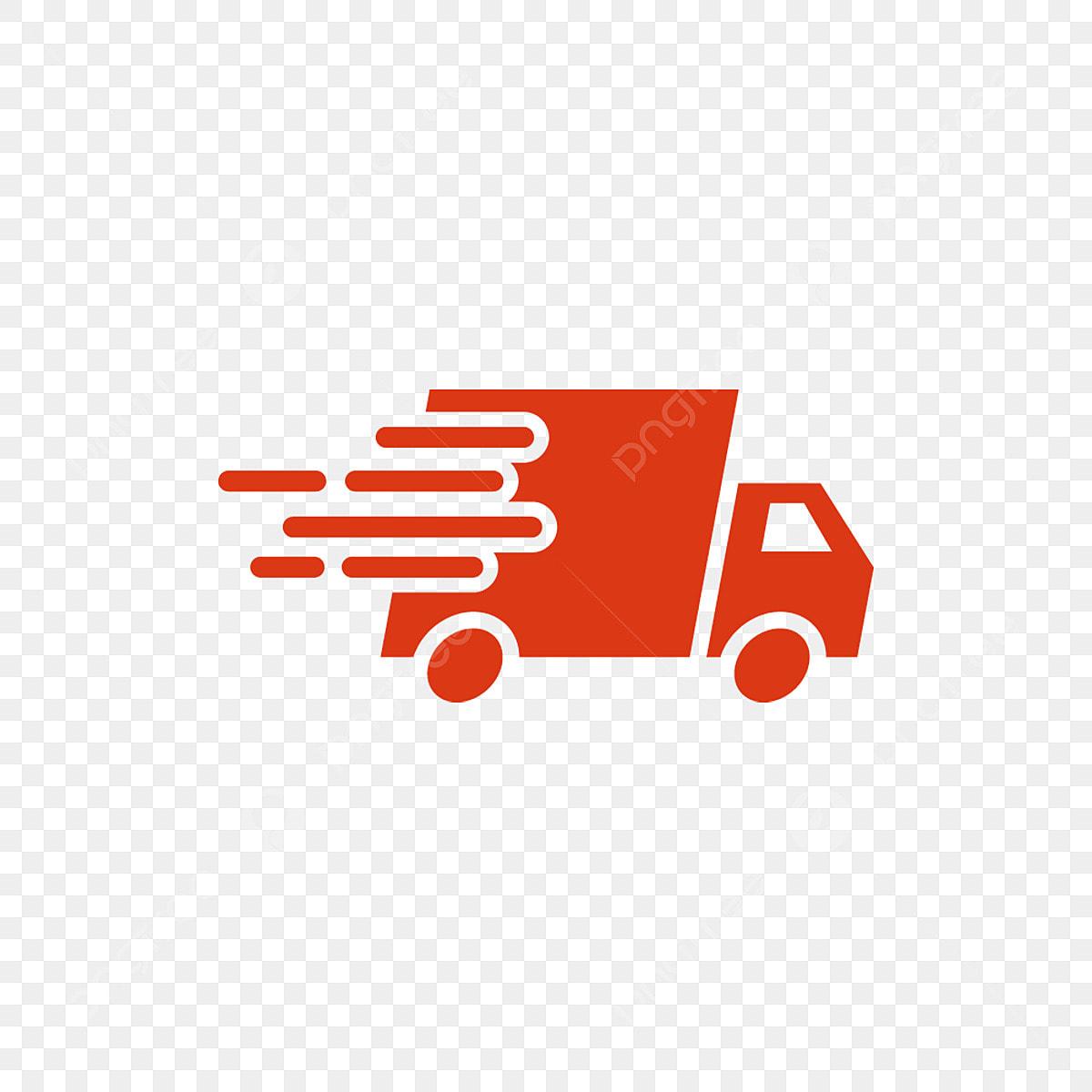 Fast Delivery Truck Icon Graphic Design Template Vector
