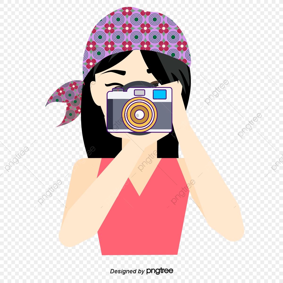 femme photographe d u00e9coration vecteur les femmes png et