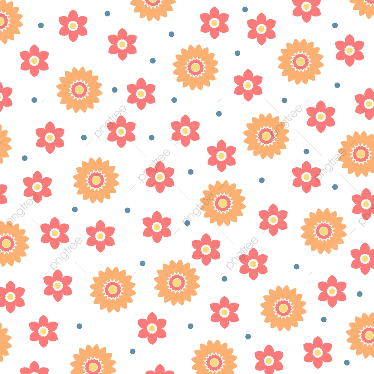 Floral Pattern Png Vector Psd And Clipart With Transparent