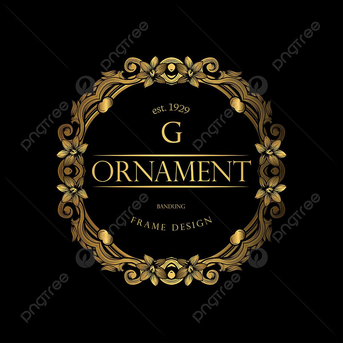 Luxury Gold Logo Mockup Design