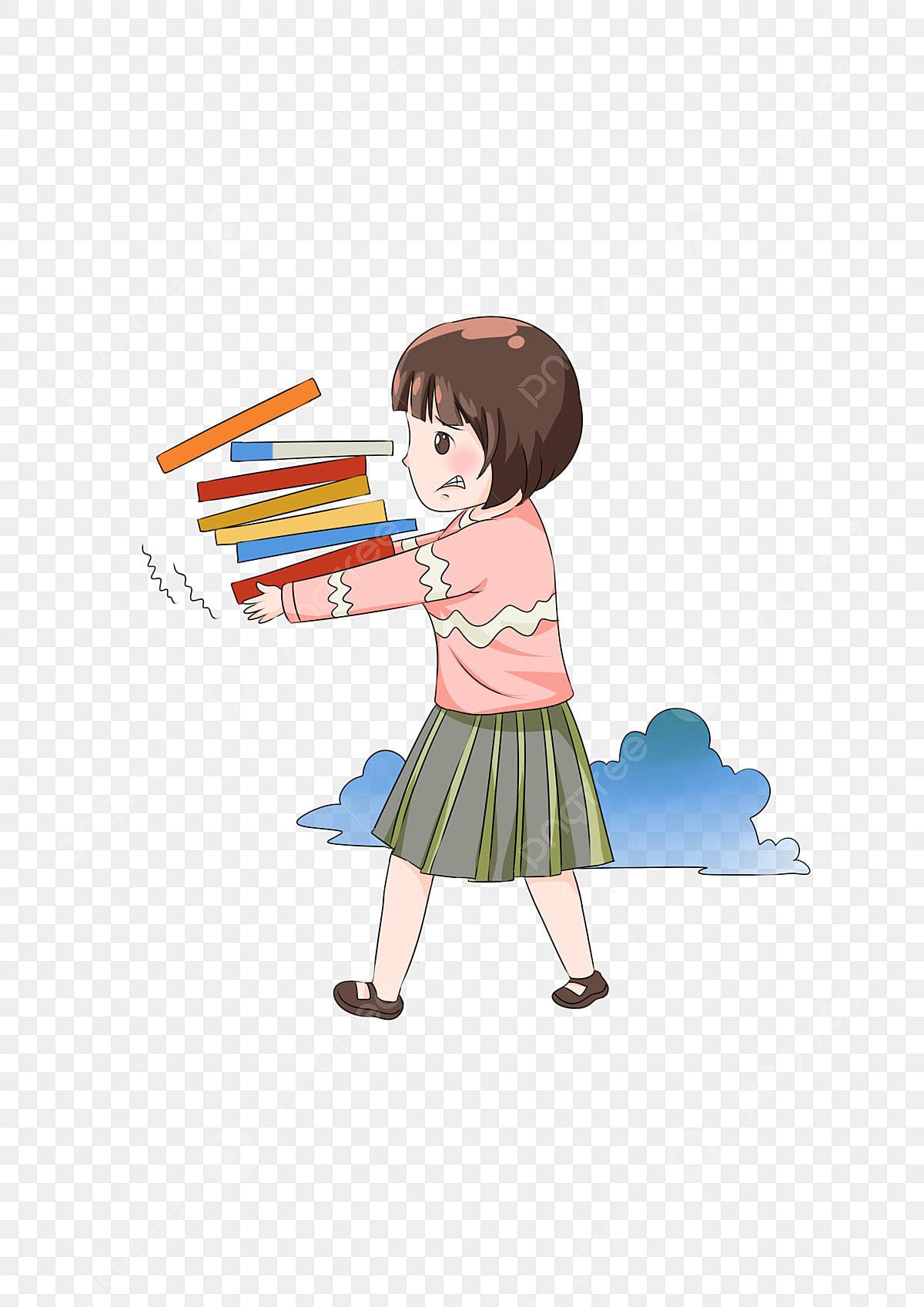 Gambar Tangan Dicat Watak Bergerak Buku Ilustrasi Anime Anime Animasi Kartun Png Dan Psd Untuk Muat Turun Percuma