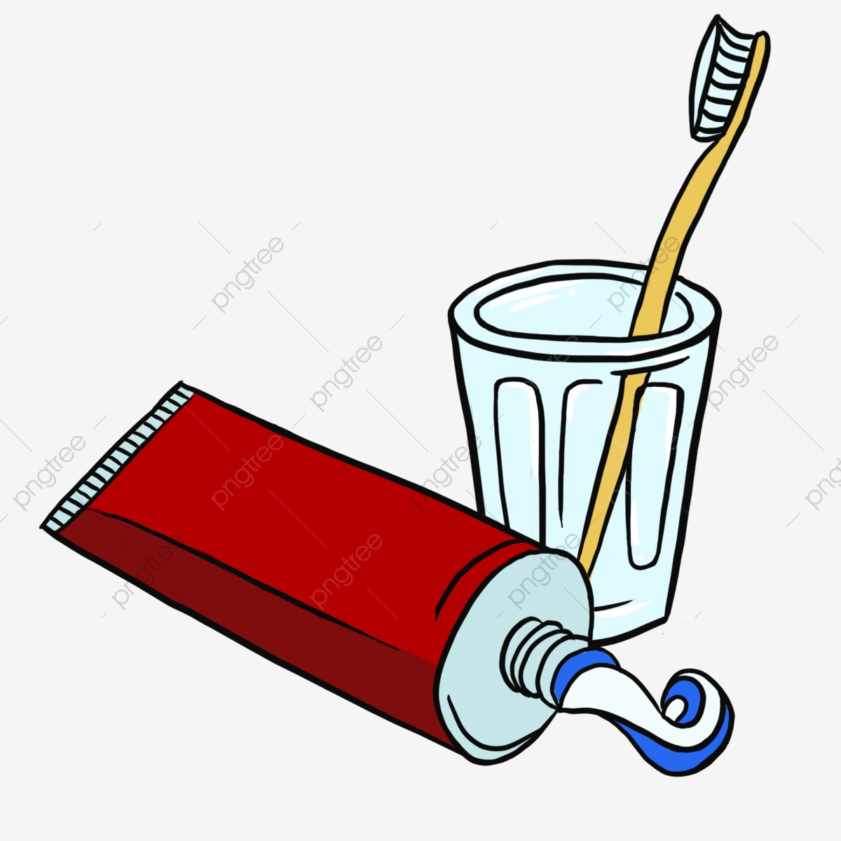 Cartoon toothbrush PNG and Clipart | Toothbrush clipart, Brush teeth clipart,  Brushing teeth