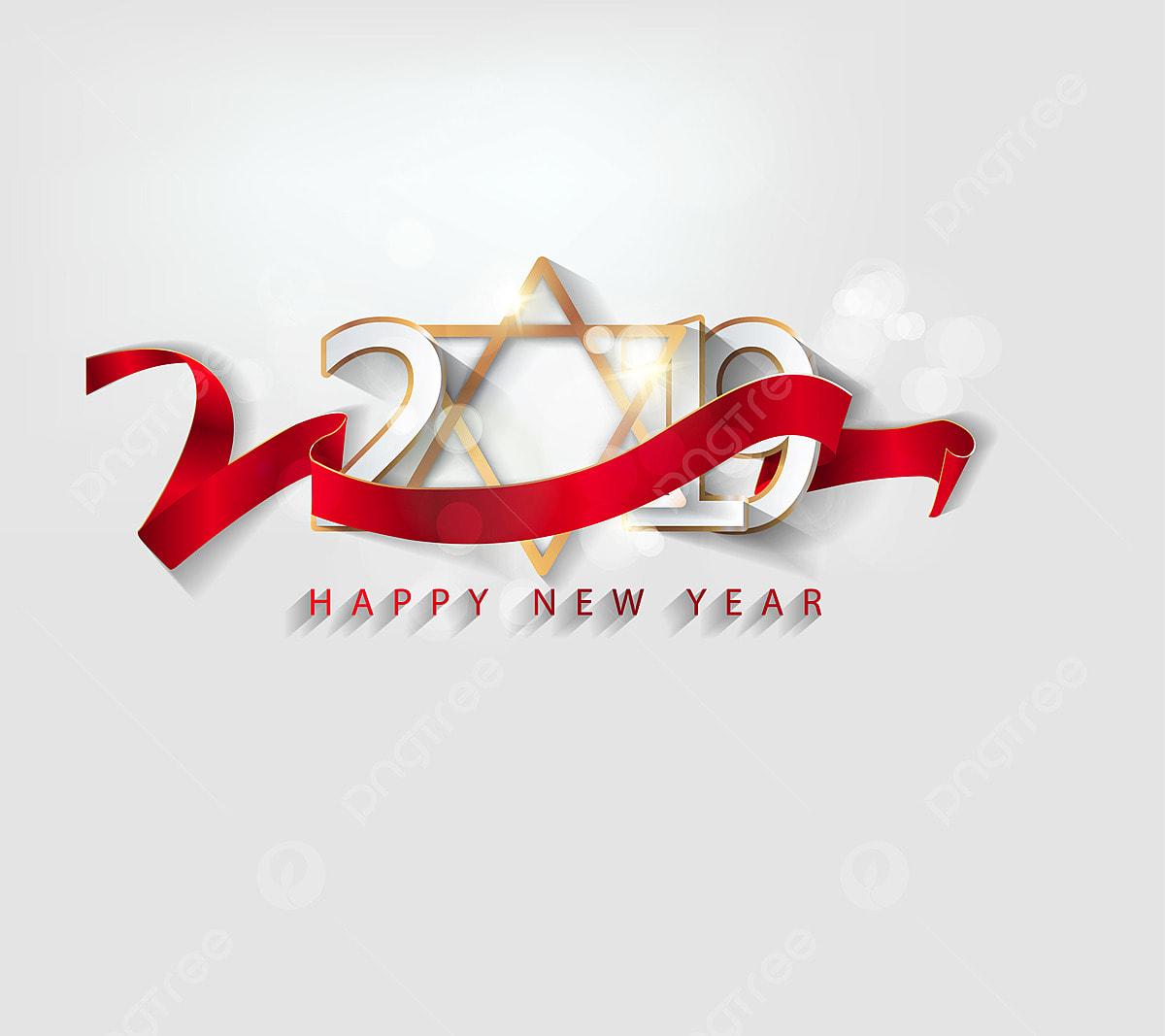 2019 Weiße Weihnachten.Frohes Neues Jahr 2019 Und Frohe Weihnachten Glücklich Weiße Schwein