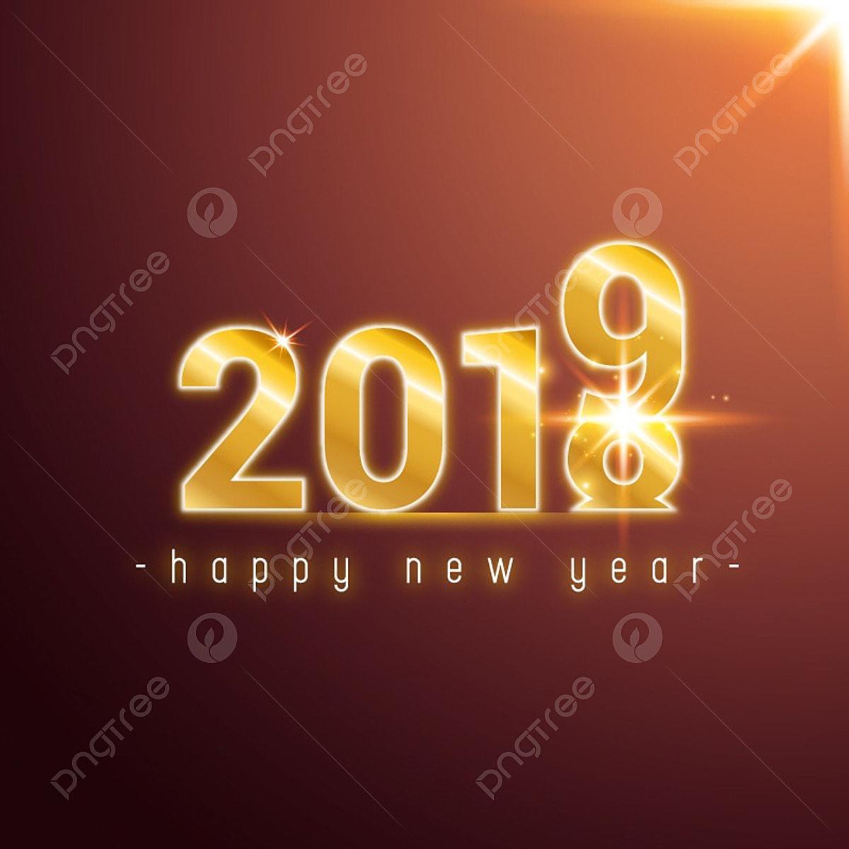 Happy New Year 2019 Background, 2019, Celebration, Holiday