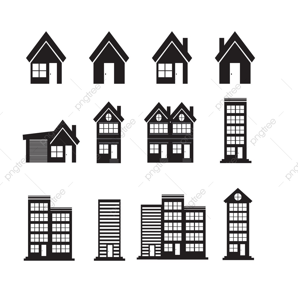home icon and real estate concept home icons concept icons home iconse png and vector with transparent background for free download https pngtree com freepng home icon and real estate concept 3570441 html