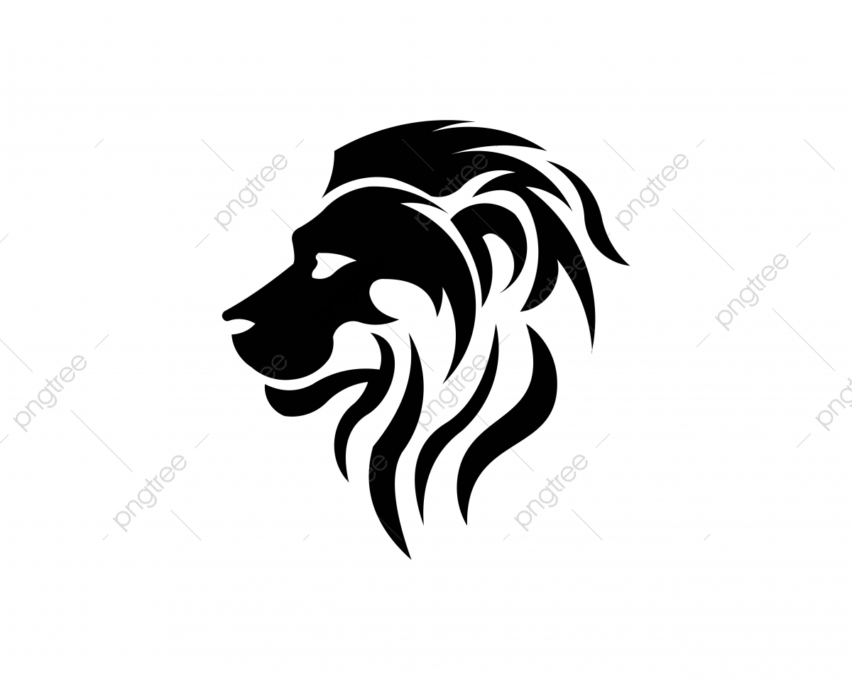 lion head   animal wild cat face graphic sign    strong