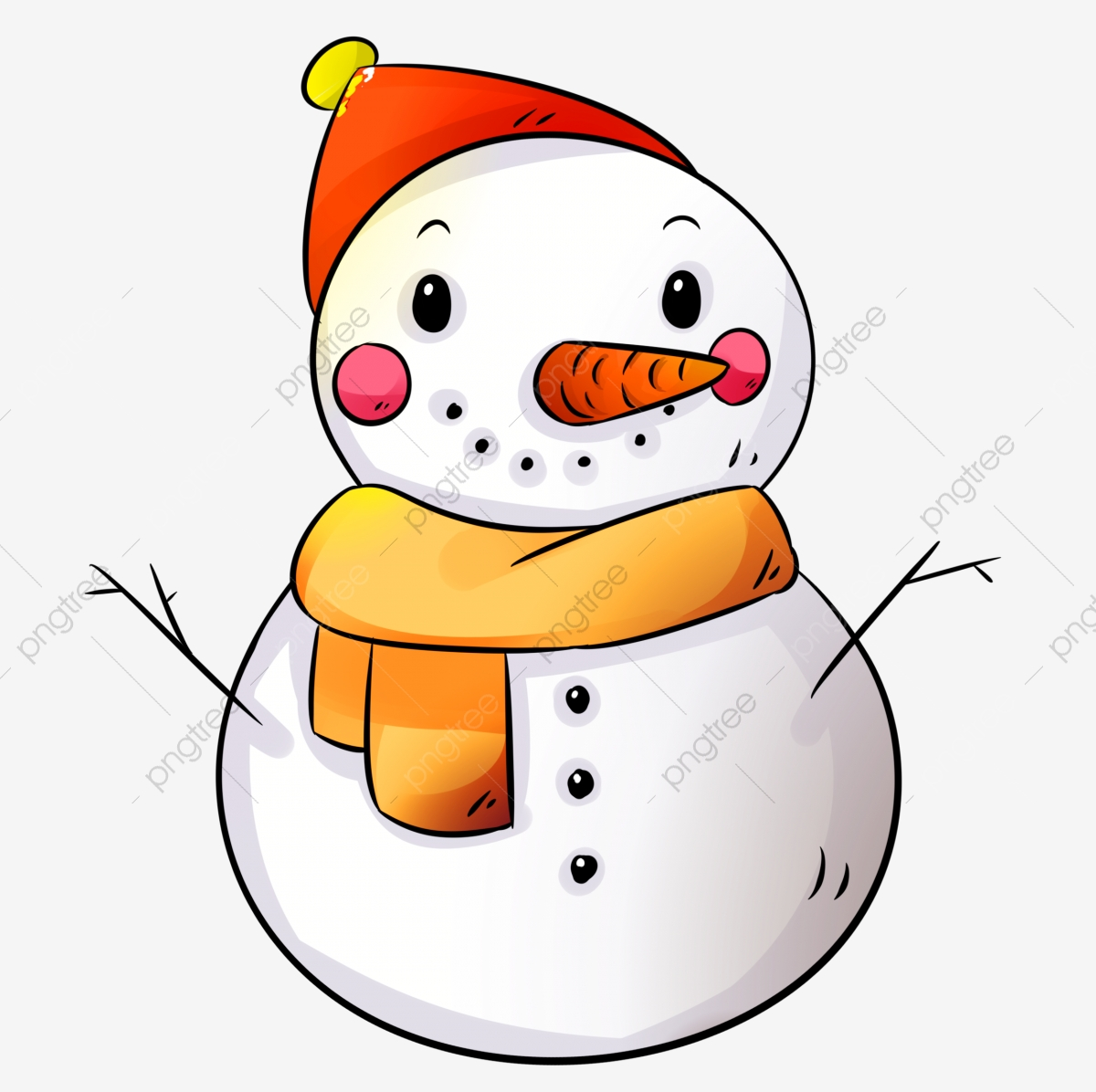 cute snowman png images vector and psd files free download on pngtree https pngtree com freepng little snowman cute snowman carrot nose scarf 3828076 html