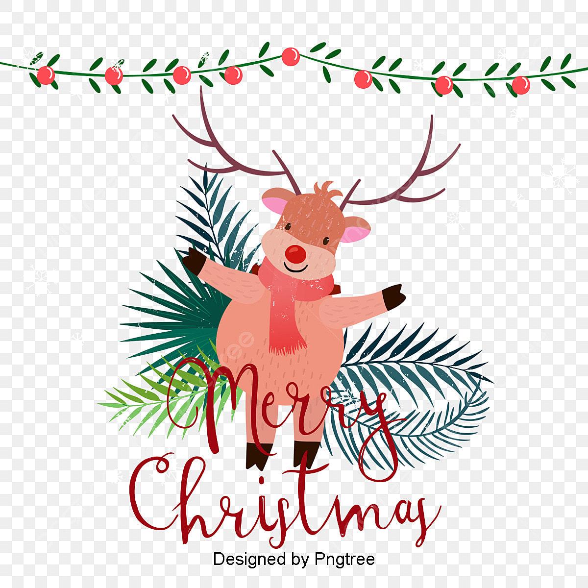 Felicitaciones de navidad para cazadores gratis
