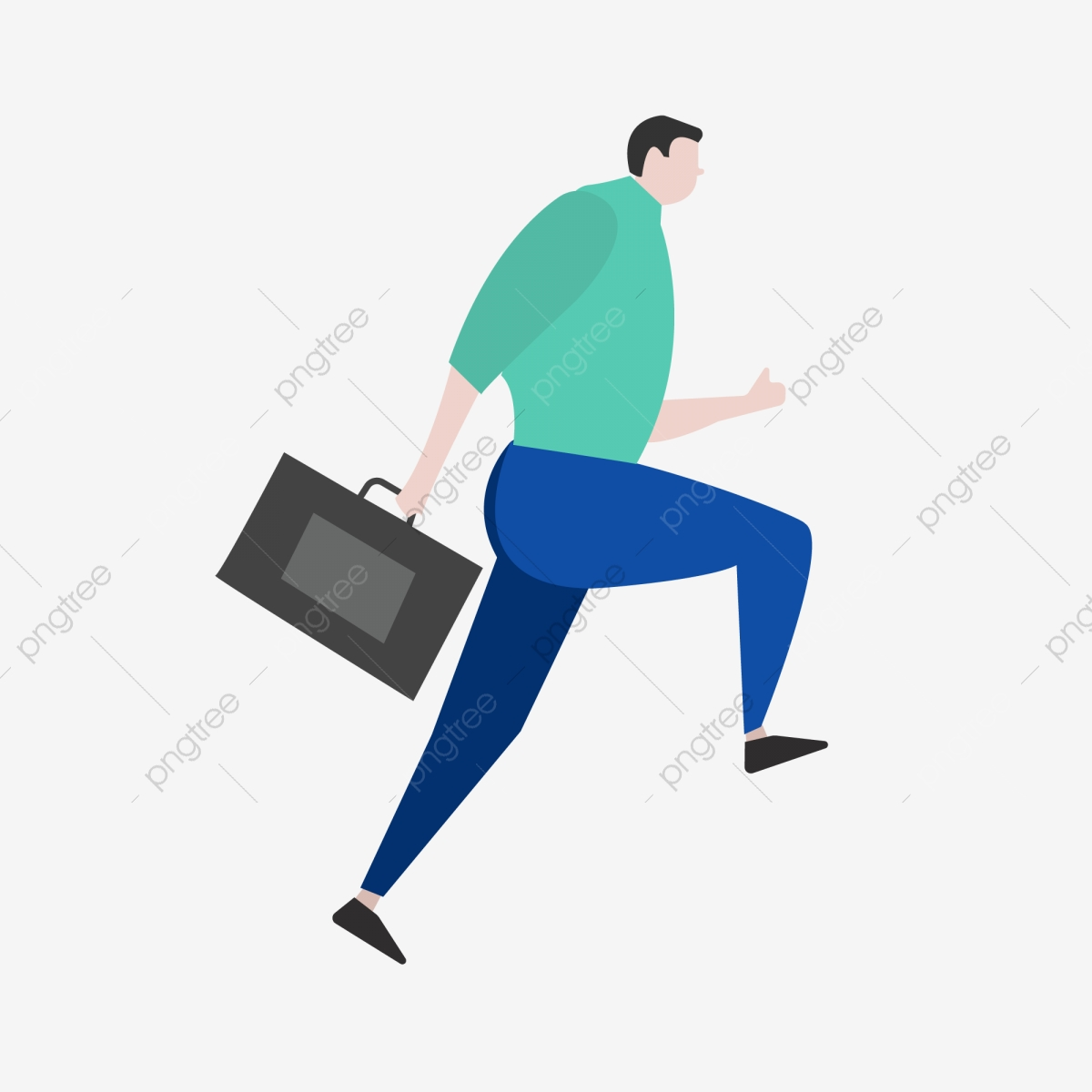Man Carrying Bag Running Hand Drawing Man Running With A Bag Fitness Motion Png Transparent Image And Clipart For Free Download