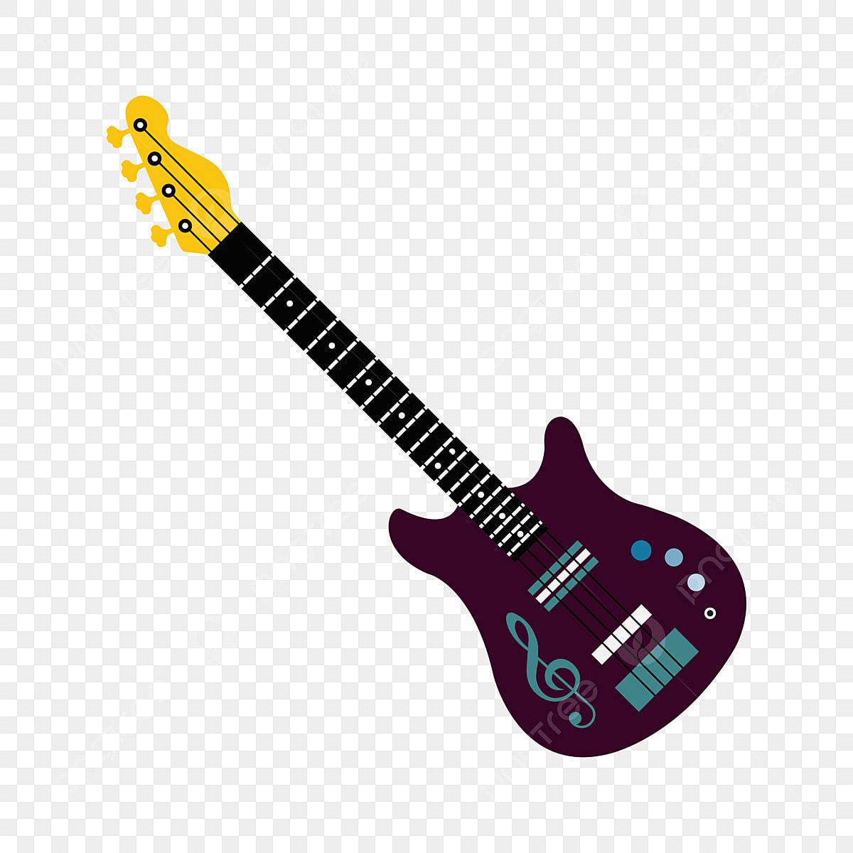 Elemento De Desenho Guitarra Eletrica Musica Instrumento Musical