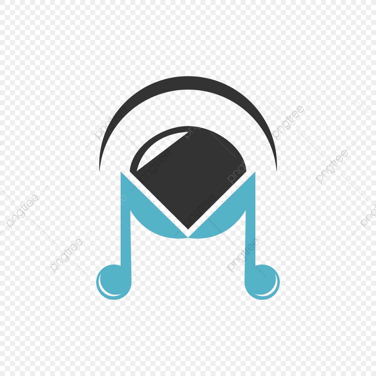 Music Logo Music Clipart Logo Clipart Radio Station Png And Vector With Transparent Background For Free Download