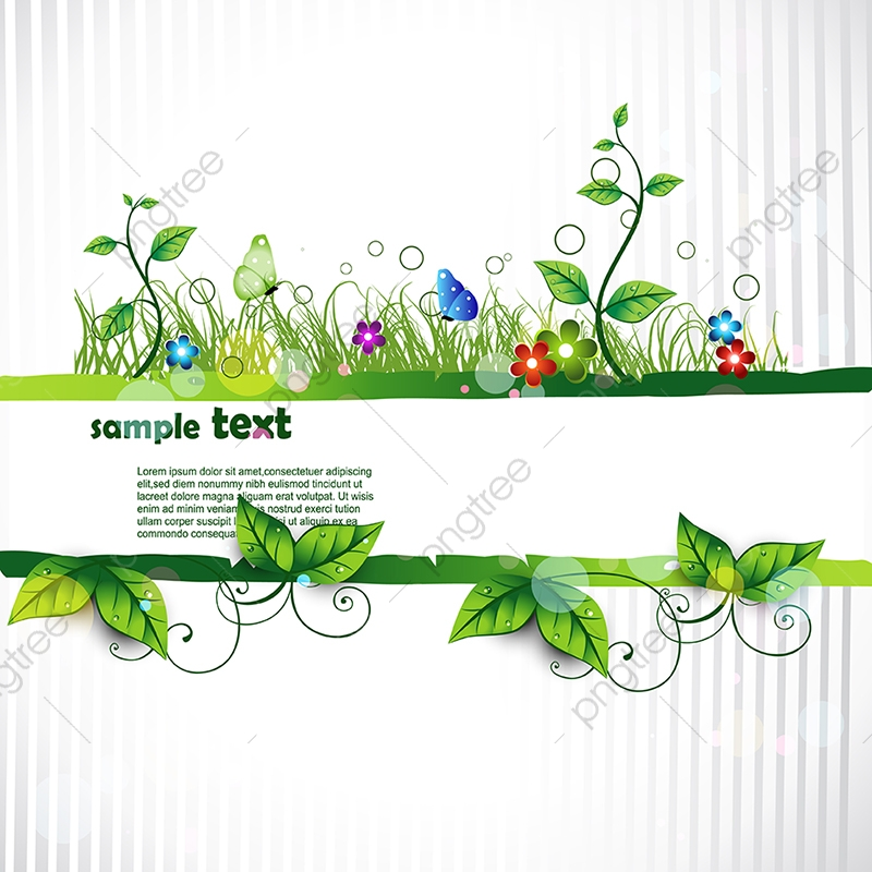 Nature Background, Artistic, Butterfly, Cartoon PNG and