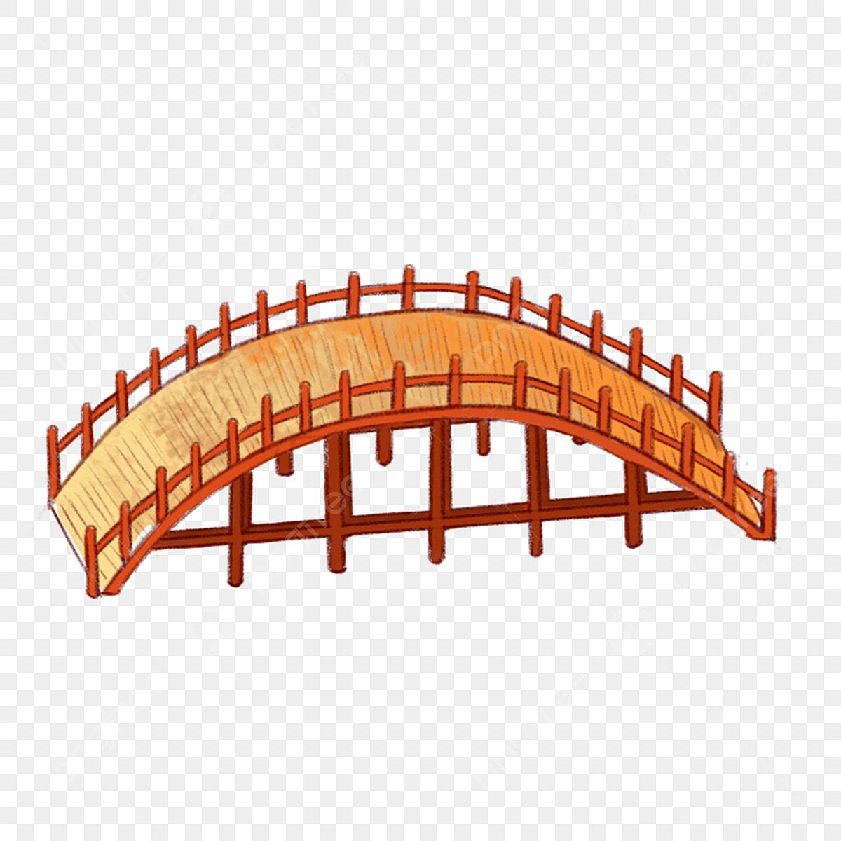 Un Beau Pont Pont Batiment Clipart De Pont Les Decorations Cartoon Bridge Fichier Png Et Psd Pour Le Telechargement Libre