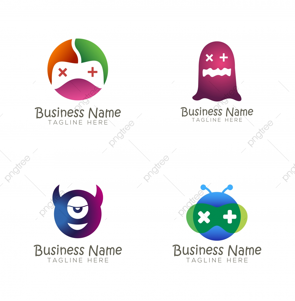 Online Game Logo And Icon Design Game Icons Logo Icons Online Icons Png And Vector With Transparent Background For Free Download