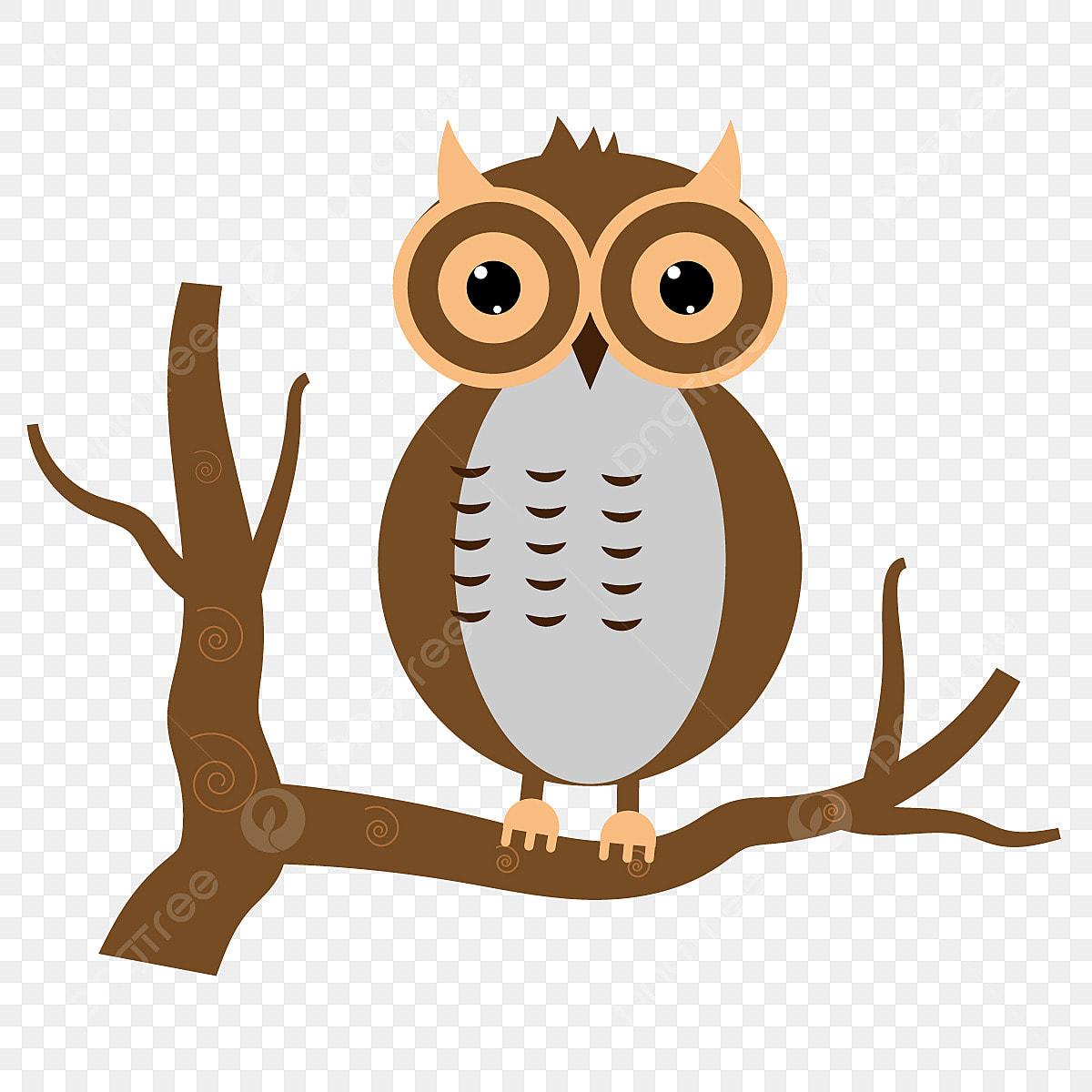 Burung Hantu Vektor Dengan Resolusi Tinggi Ai Asal Vektor File 3d