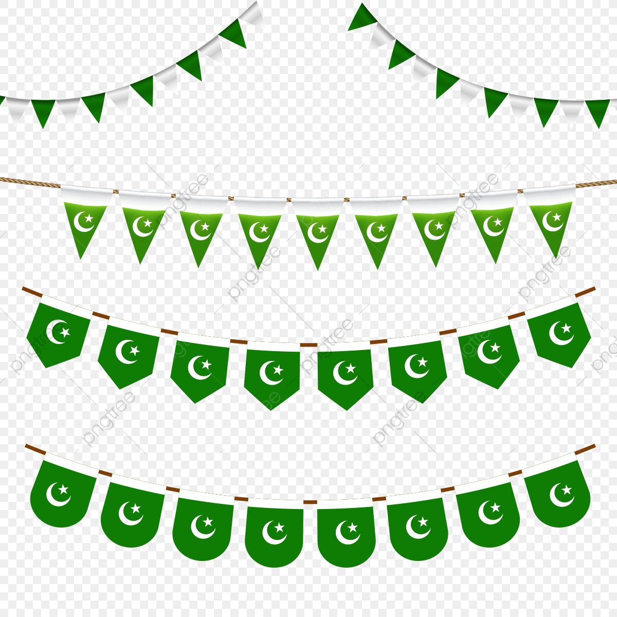 14 august png images pakistan  august bunting  august pakistan, png, bunting