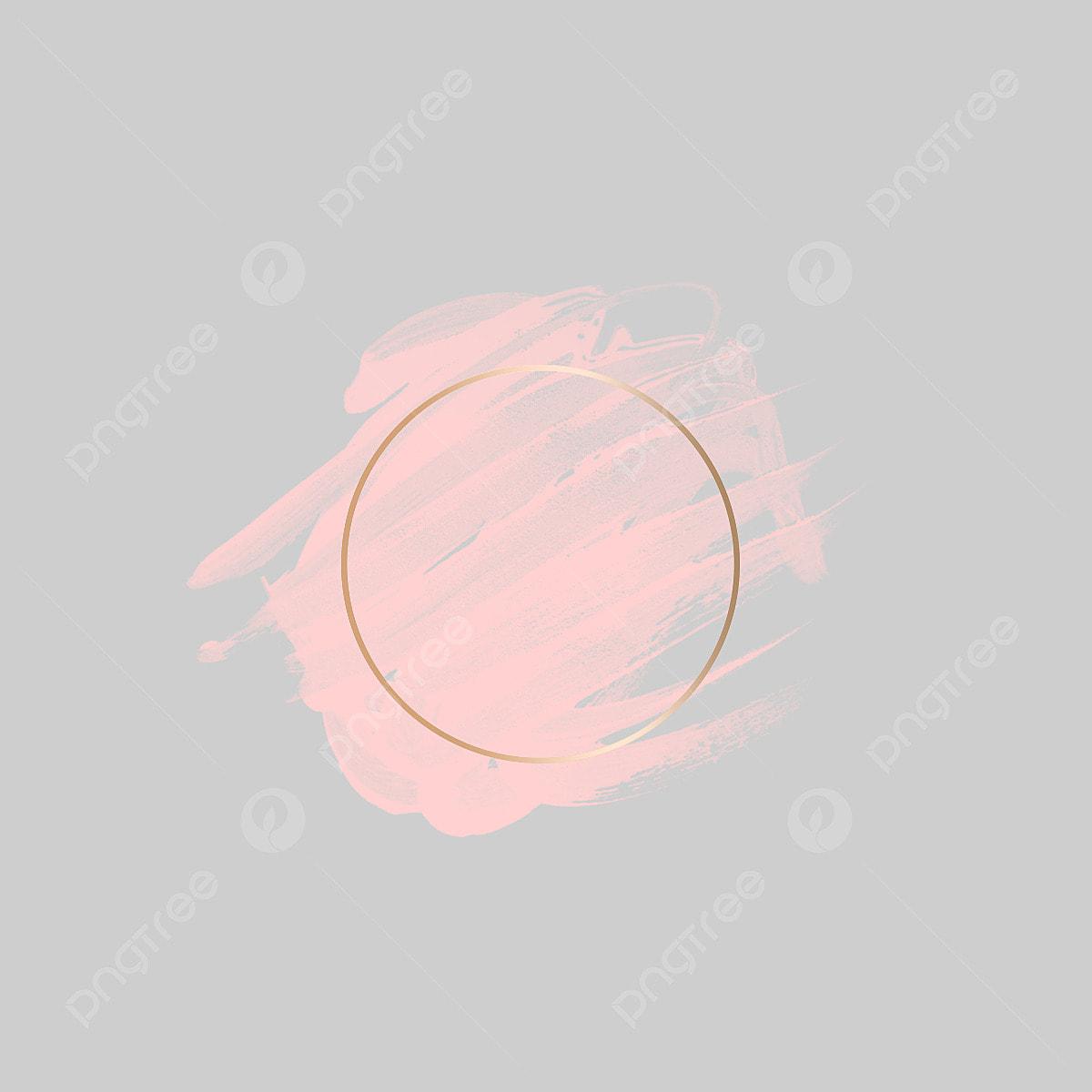 وردي إطار دائري يوم الطفل عيد الأب الزهور عيد الحب جولة Png