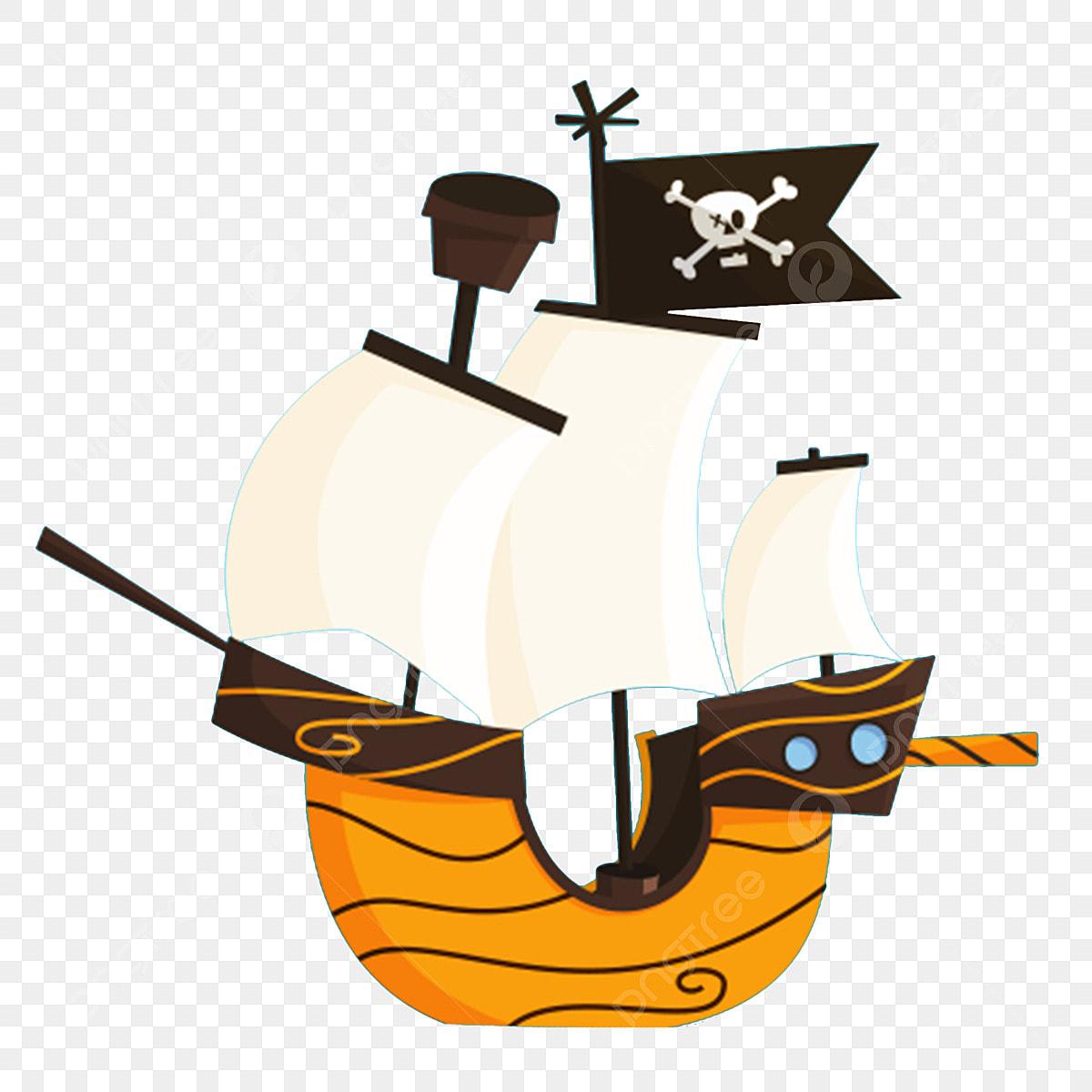 Bateau Pirate Peut Etre Utilise Pour Les Materiaux Commerciaux Bateau Pirate Drapeau Joyeux Shantou Image Png Pour Le Telechargement Libre