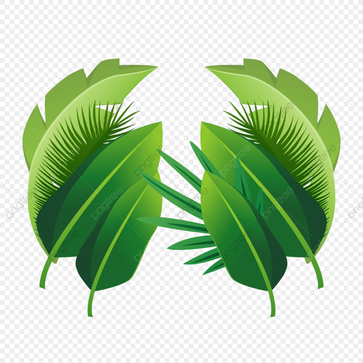 Tropical Leaves Png Vector Psd And Clipart With Transparent Background For Free Download Pngtree Download premium vector of round golden frame on a tropical background vector by adj about dark jungle, palm leaf, palm tree, summer and. https pngtree com freepng plant tropical leaves 3550396 html