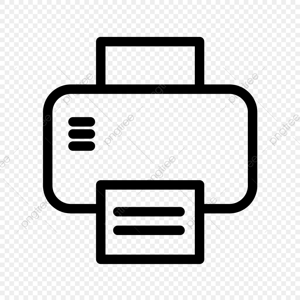 printer vector icon printer icons print printer png and vector with transparent background for free download https pngtree com freepng printer vector icon 3876231 html
