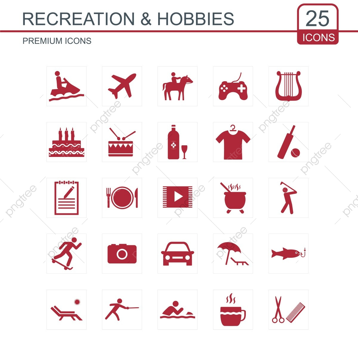 Hobbies Png Images Vector And Psd Files Free Download On Pngtree