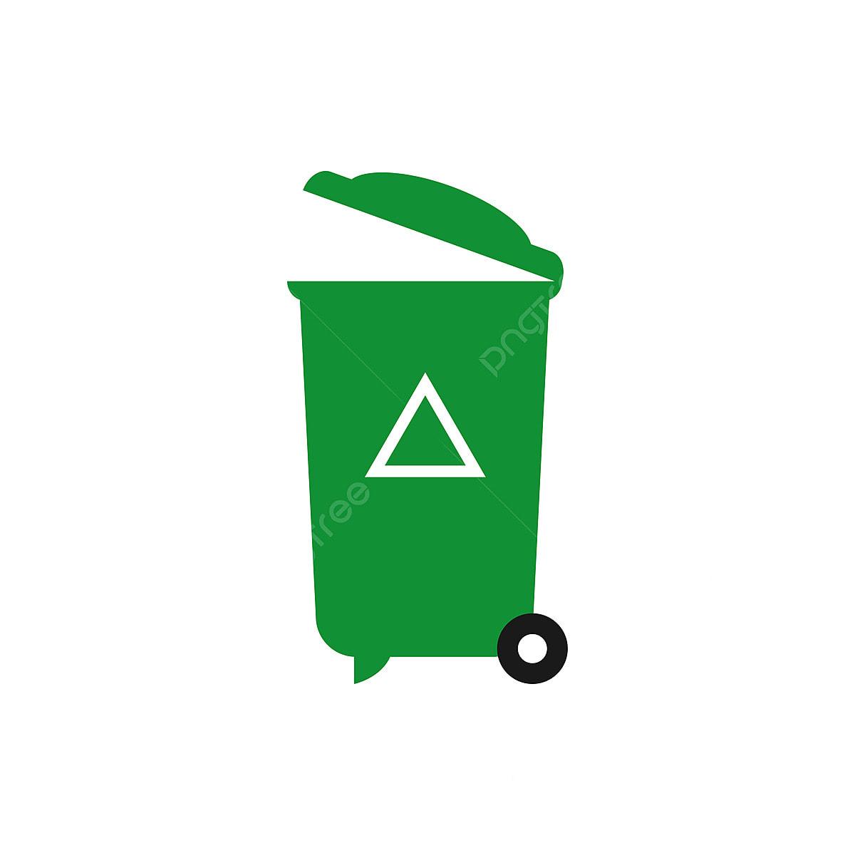 conception graphique l  u00e9l u00e9ment recyclage poubelle vecteur
