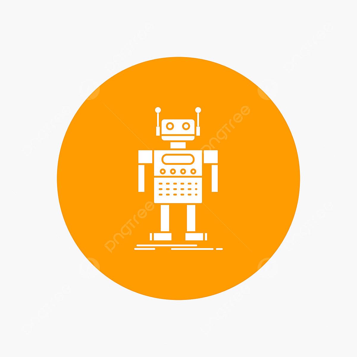 c13780d71 الروبوت الاصطناعي بوت الروبوت تقنية الأبيض رمز رسومي في حر PNG و سهم التوجيه