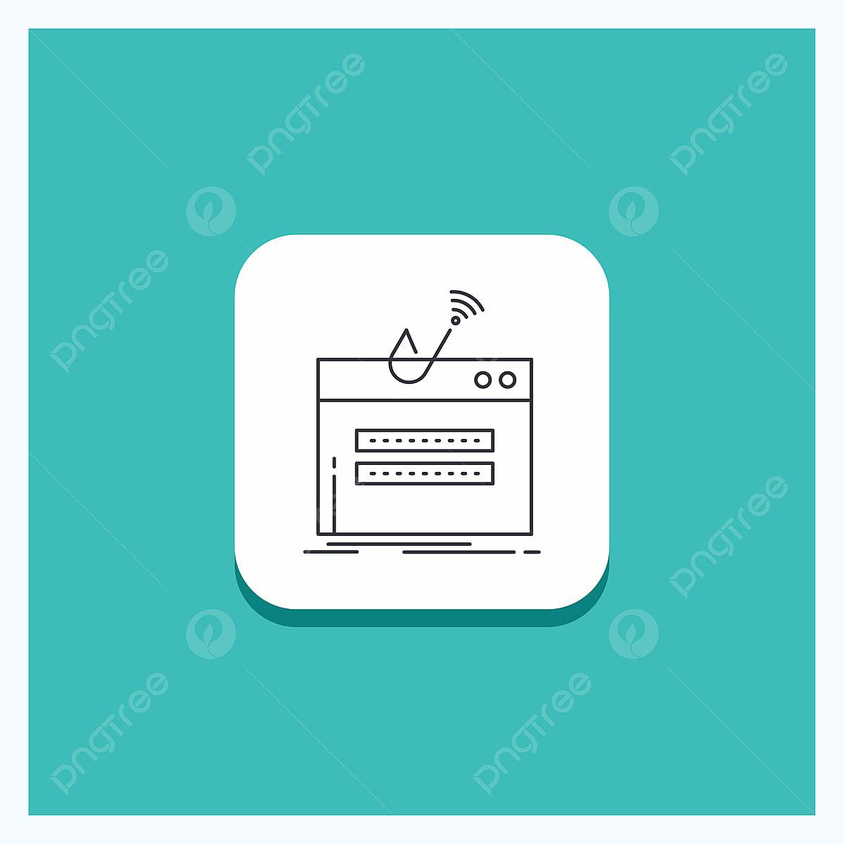 2f4385293 internet login contraseña botón redondo para el fraude Robo línea ic Gratis  PNG y Vector