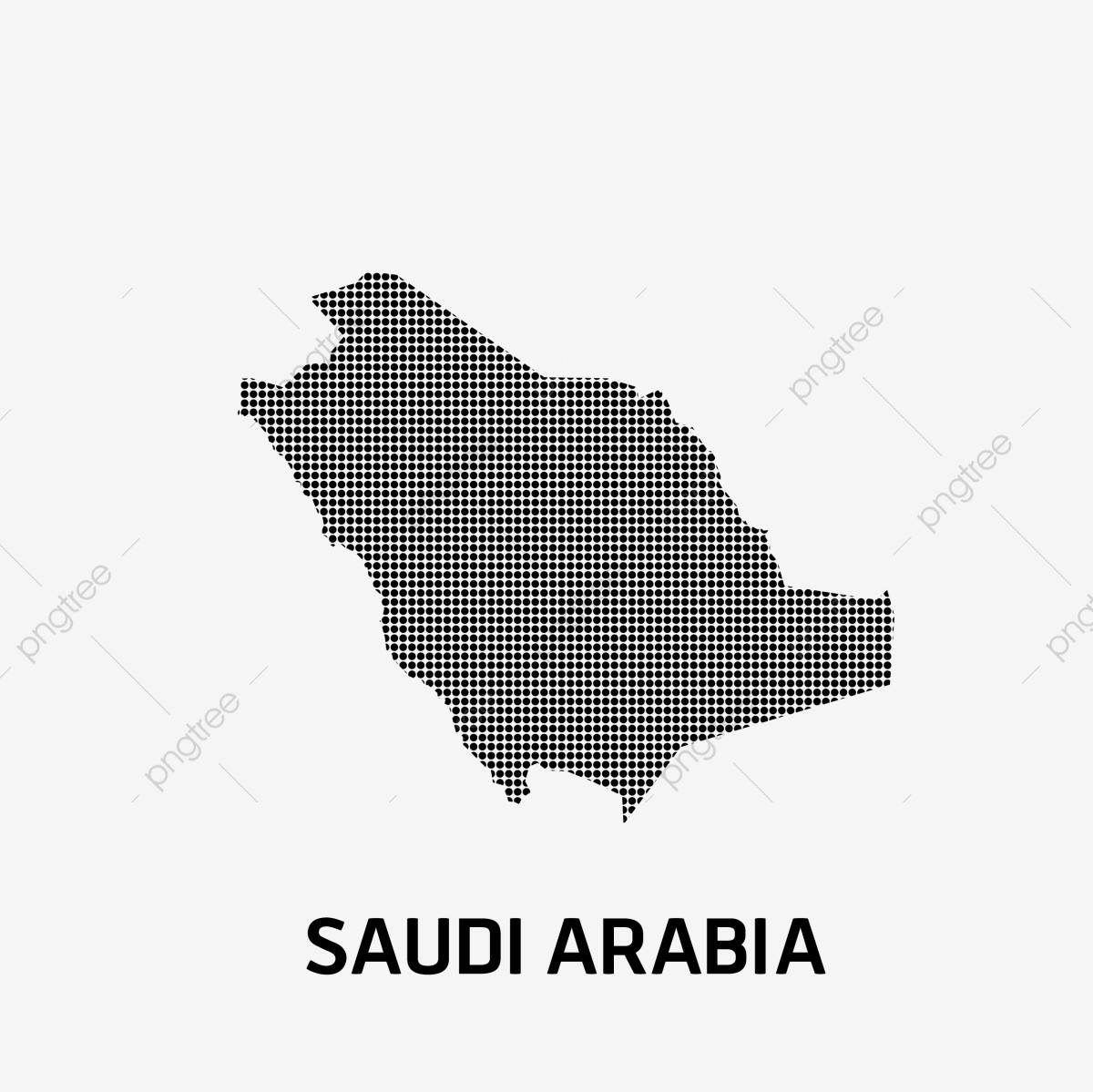 Saudi Arabia Map Icon Saudi National Day Saudi Arabia National Day
